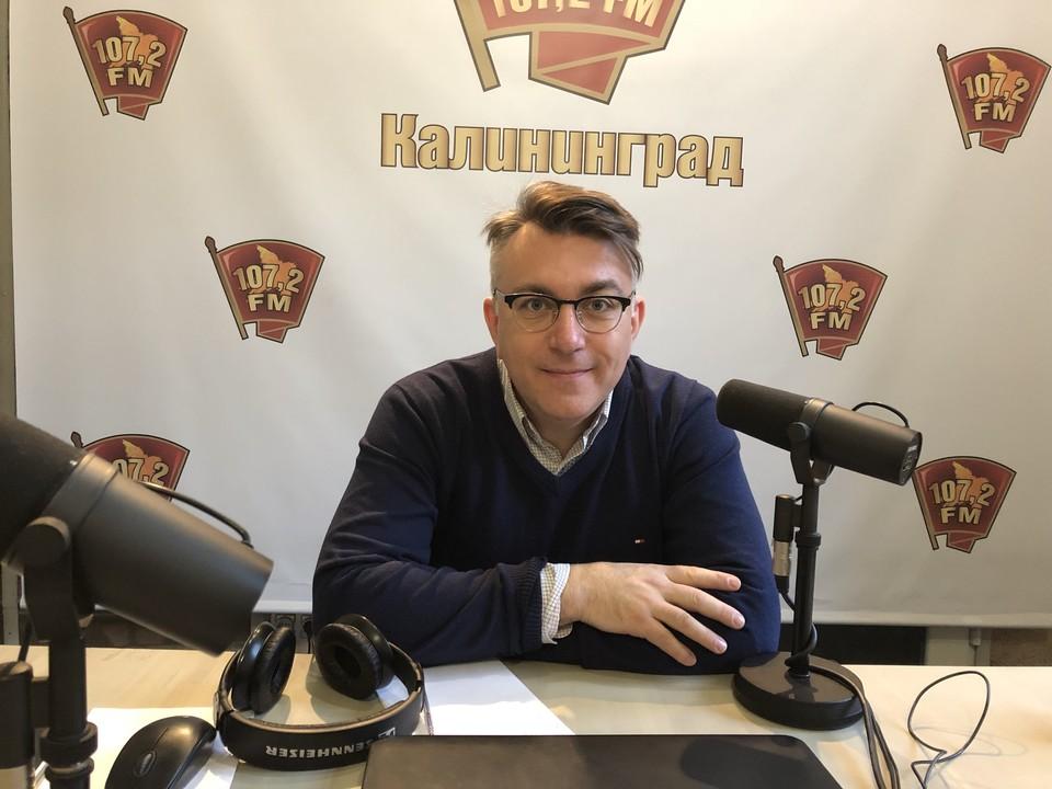 Только у нас. Александр Быченко