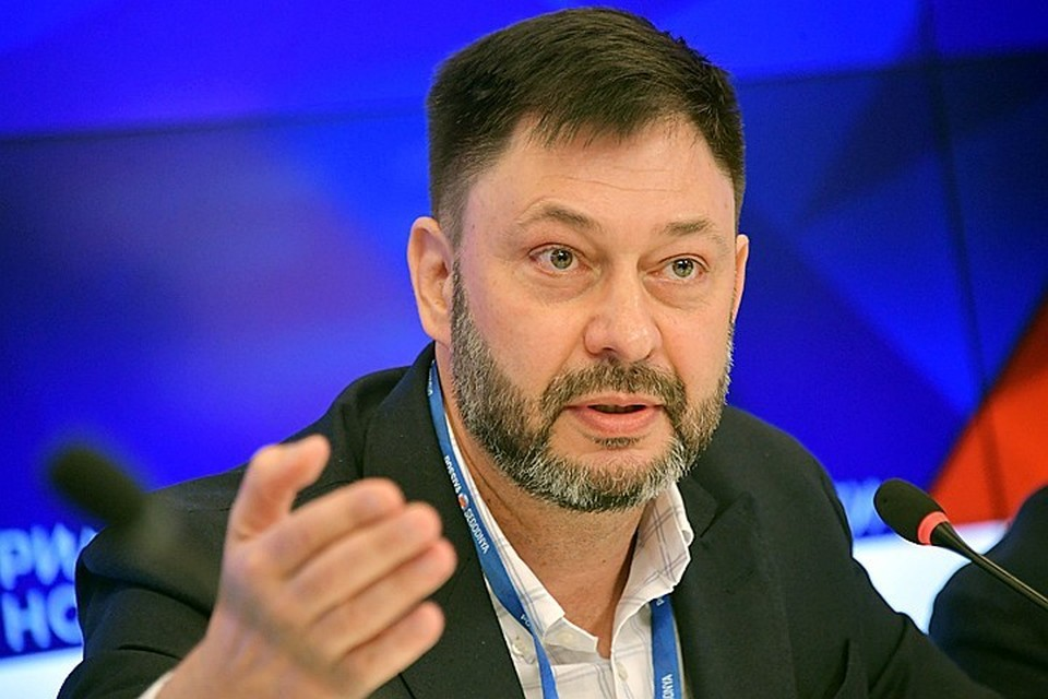 Исполнительный директор информагентства «Россия сегодня» Кирилл Вышинский