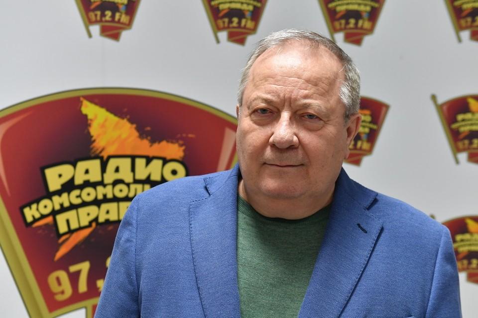 Президент Фонда «Правовые технологии XXI века» Юрий Скуратов