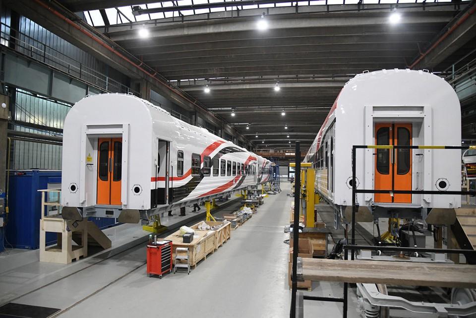 Одни из лучших вагонов и пригородных электропоездов в стране делают на Тверском вагонзаводе.