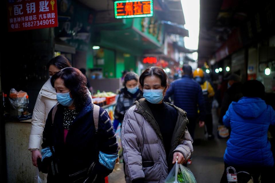 В Китае, несмотря на все принятые меры, новая вспышка коронавируса.