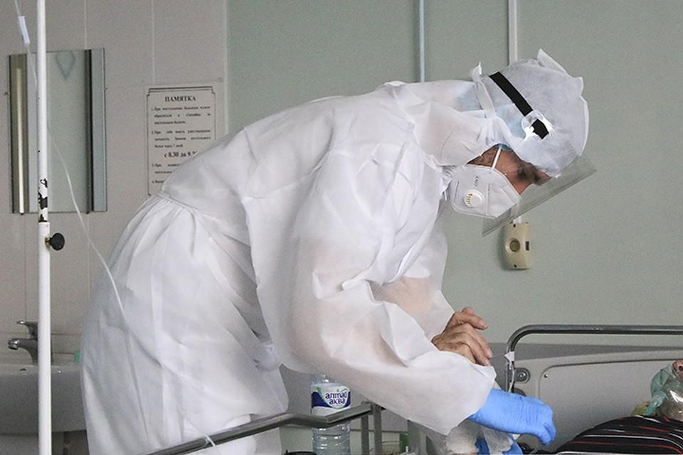 За все время наблюдения, коронавирусом в Алтайском крае заболели 70 673 человека