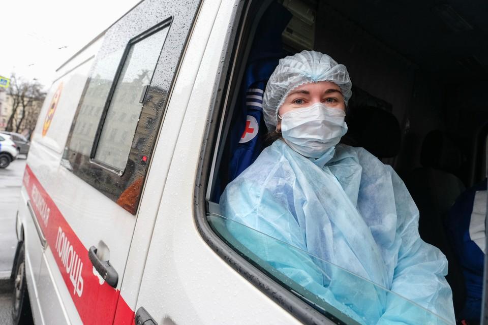 Еще 247 петербуржцев госпитализированы с коронавирусом за сутки