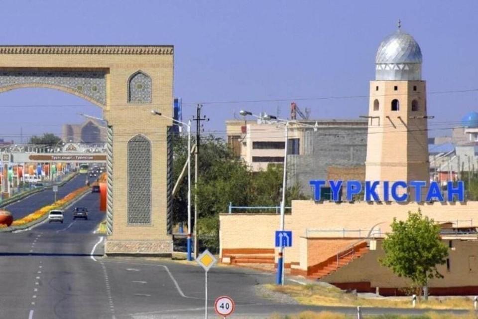 Туркестанская область - единственная в «зеленой» зоне