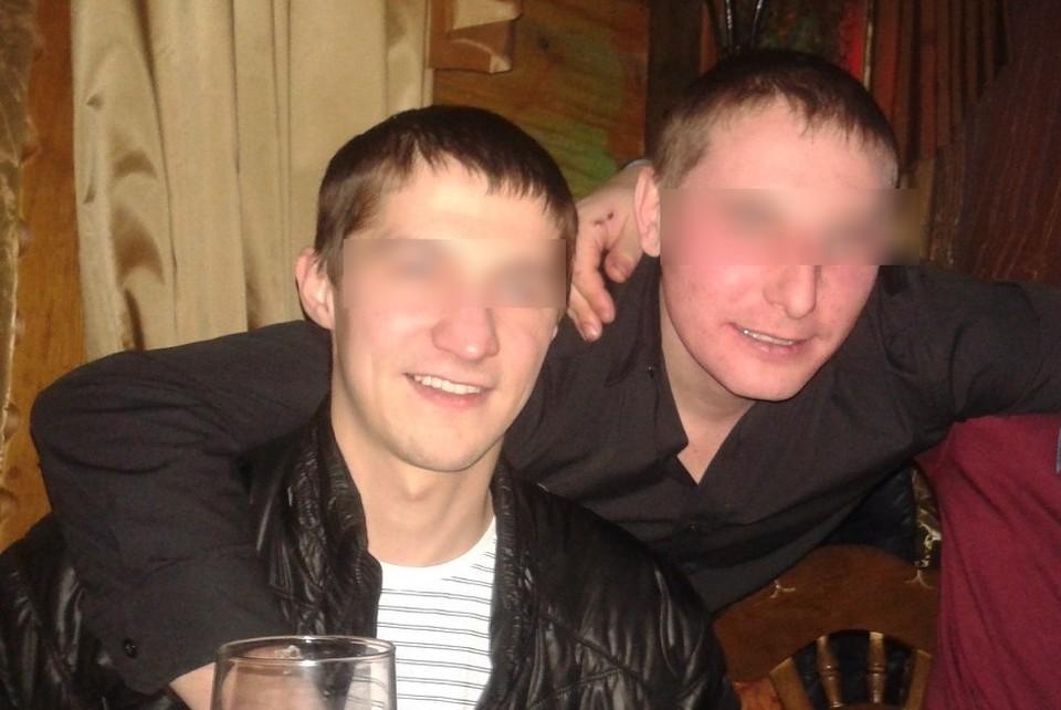 Олег и Вячеслав дружили с детства