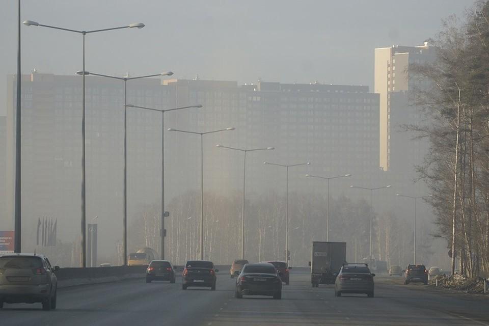 В районе Каменск-Уральска природных пожаров нет