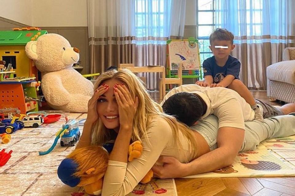 Виктория Лопырева рассказала об увлечениях сына. Фото: аккаунт Виктории Лопыревой в Инстаграм