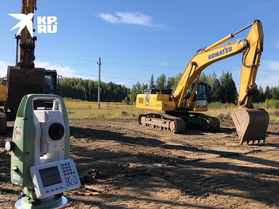 В Югре построят подъездной дороги к газораспределительной станции «Каркатеевы»
