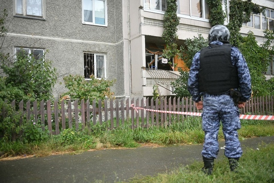 Взрыв газа в квартире девятиэтажки прогремел утром 8 сентября
