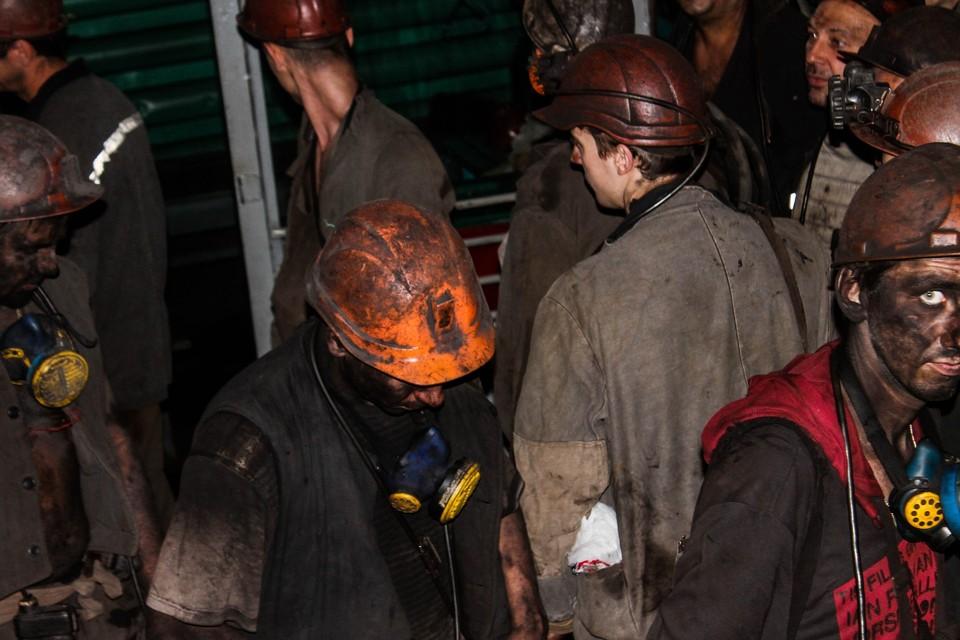 На момент аварии в шахте находились 85 человек