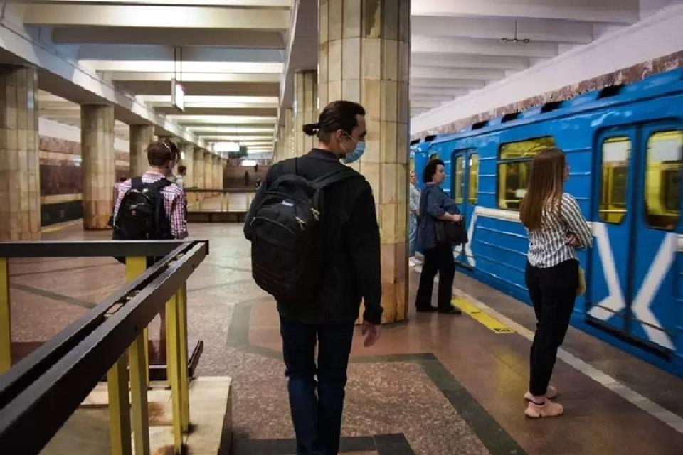В Новосибирске из-за строительства станции «Спортивная» изменится график работы метро.