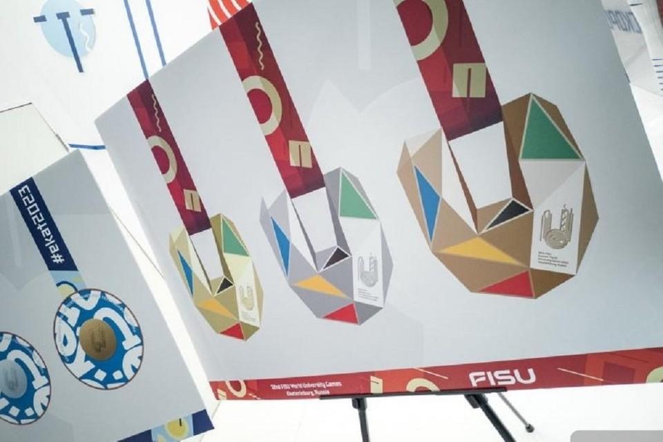 Эскизы медалей. Фото: правительство Свердловской области