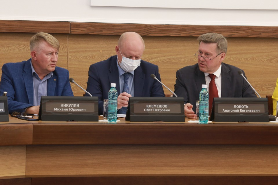 Анатолий Локоть рассказал, как изменится Вокзальная магистраль. Фото: предоставлено мэрией Новосибирска.