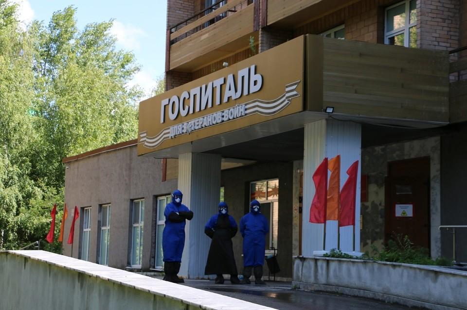 В Тюменской области 148 человек с коронавирусом скончались за неделю.