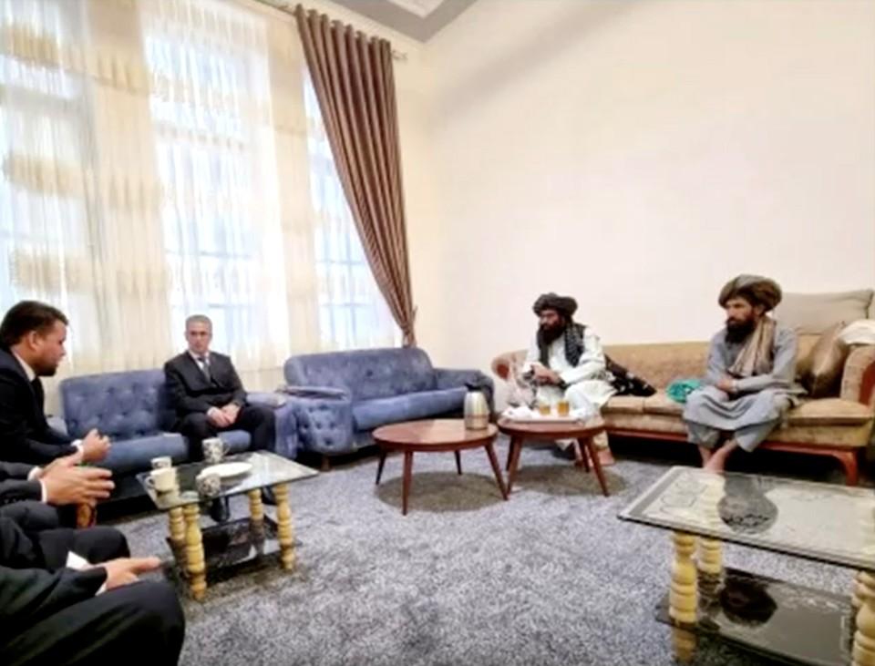 Представитель МИД Туркмении подчеркнул, что намерен развивать дружеские связи с Афганистаном