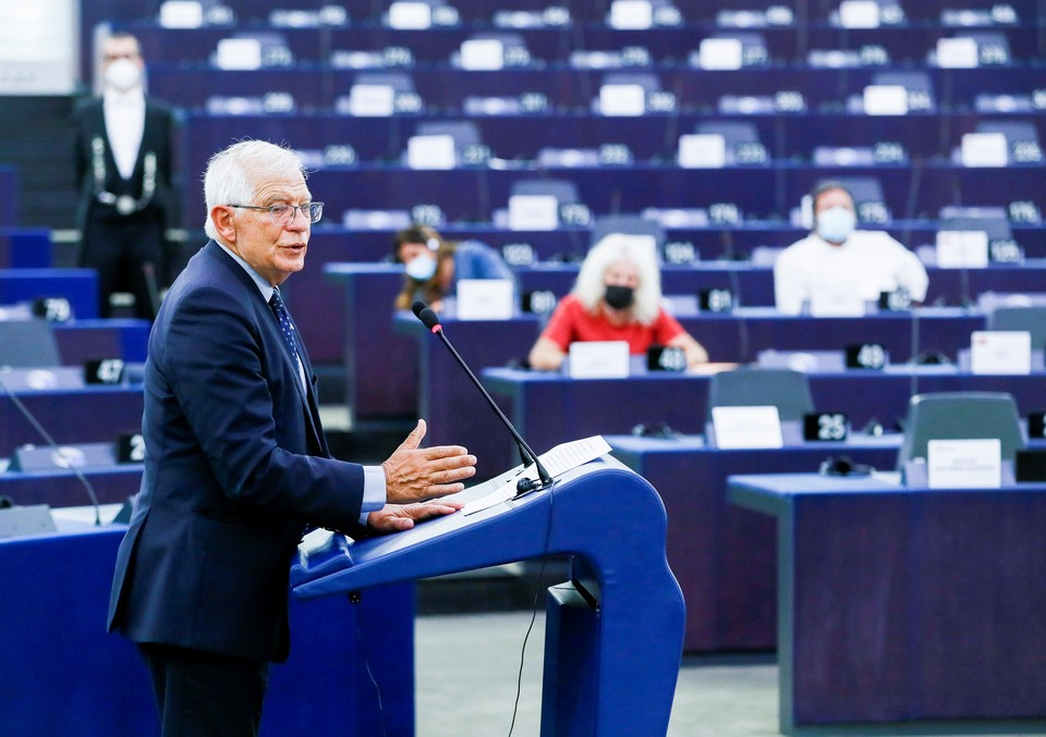 Жозеп Боррель призвал ЕС улучшить отношения с Россией на фоне подорожания газа в Европе