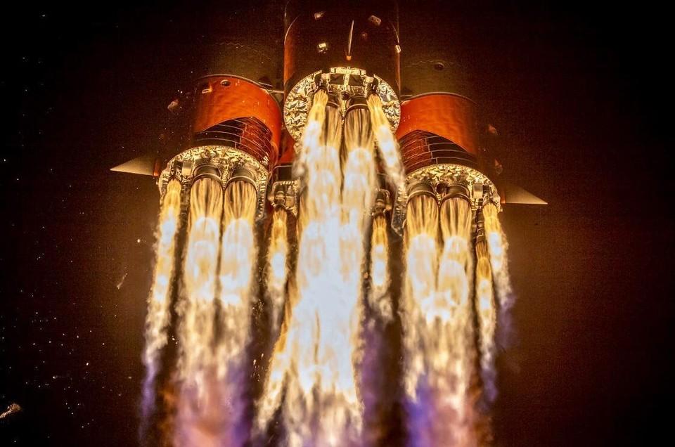 Старт ракеты прошел успешно