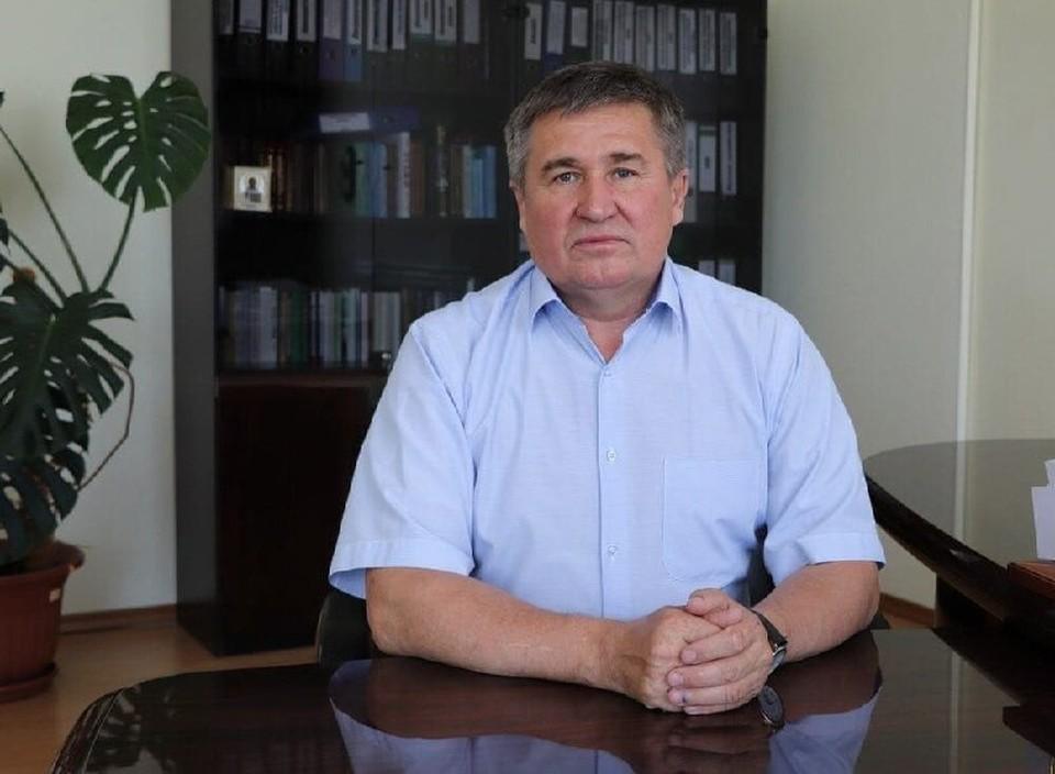 Александра Иванова переизбрали главой Сладковского района.