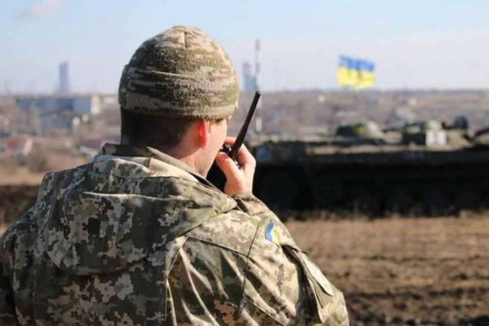 В Донбасс приедет новый украинский главнокомандующий. Фото: штаб ООС
