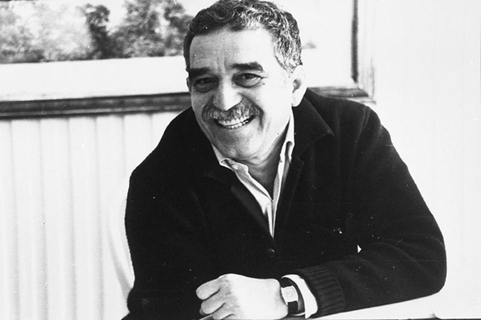 Габриэль Гарсиа Маркес ушел из жизни на 87 году жизни