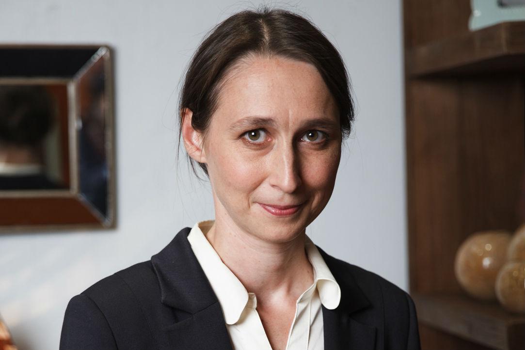 Руководитель департамента психологии Высшей школы экономики Мария Фаликман.